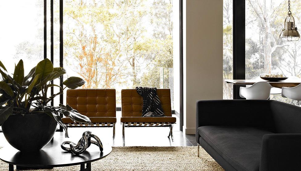 Стильный интерьер от Les Interieurs в Сиднее